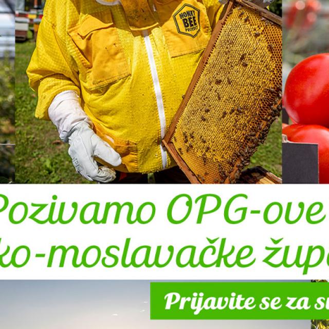 Poziv OPG-ovima i malim proizvođačima