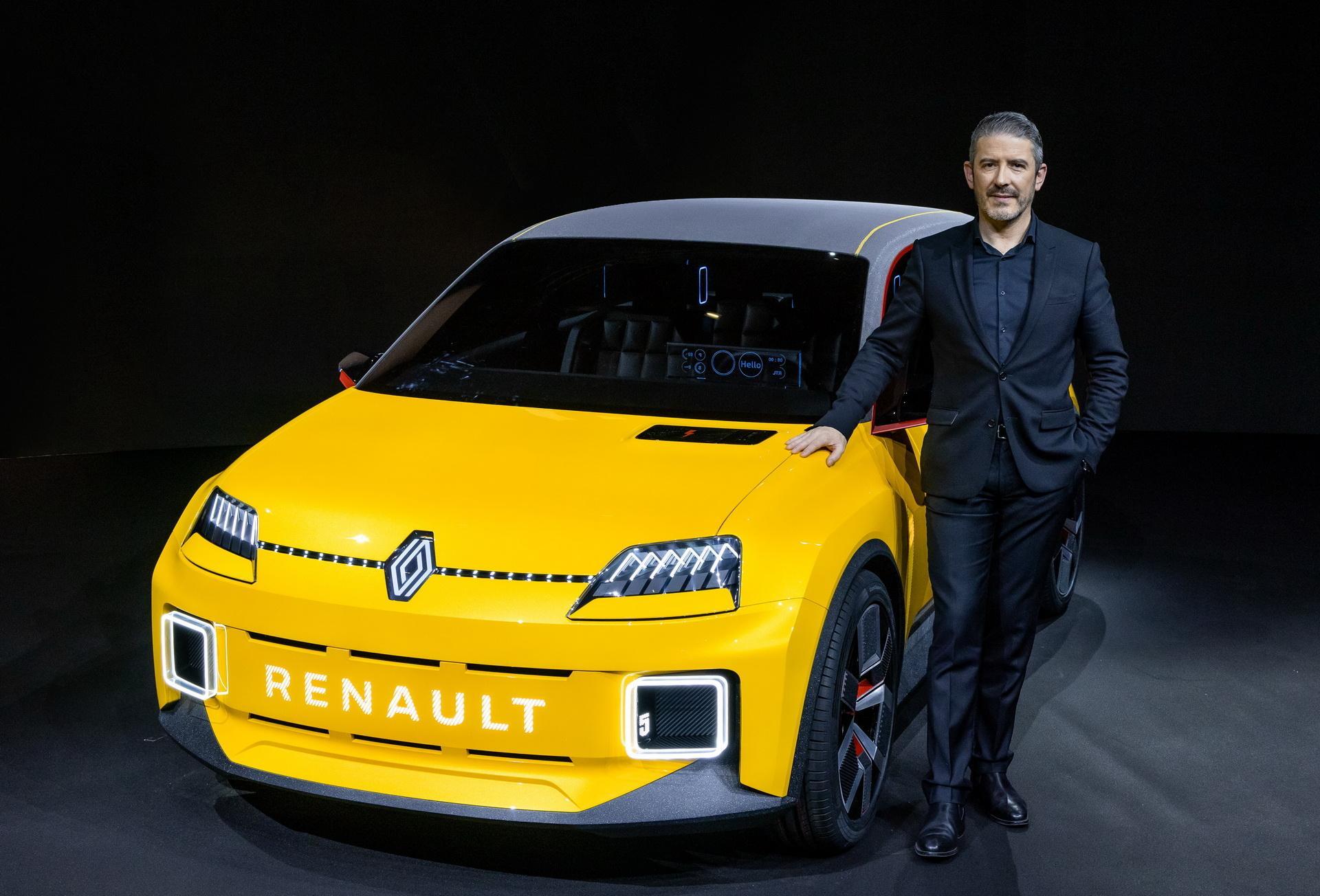(FOTO/VIDEO) FRANCUZI OŽIVJELI LEGENDU! Ovo je kultni Renault 5 novog doba –  električni gradski šminker!