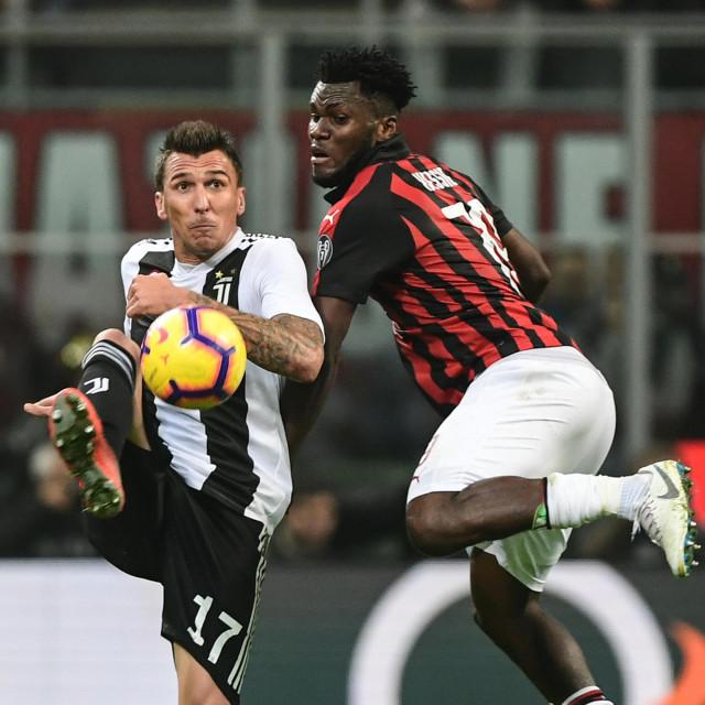 Hoće li Mandžukić, nakon Juventusova, odjenuti dres još jednog talijanskog velikana, Milana?