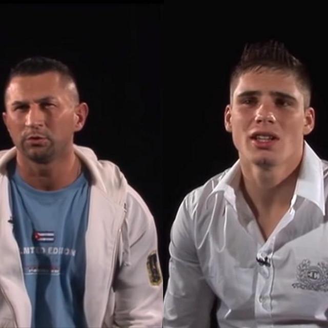 Petar Majstorović i Rico Verhoeven