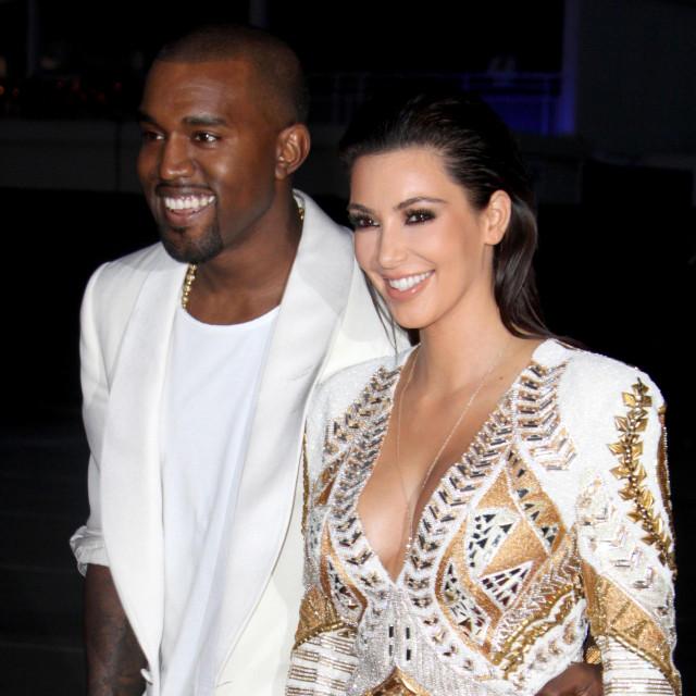 Kim i Kanye na filmskom festivalu u Cannesu