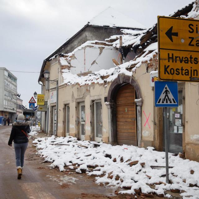 Globus Seizmolog Dr Davor Stanko Ne Moze Se Sa Sigurnoscu Reci Da Potresi U Zagrebu I Petrinji Nisu Povezani