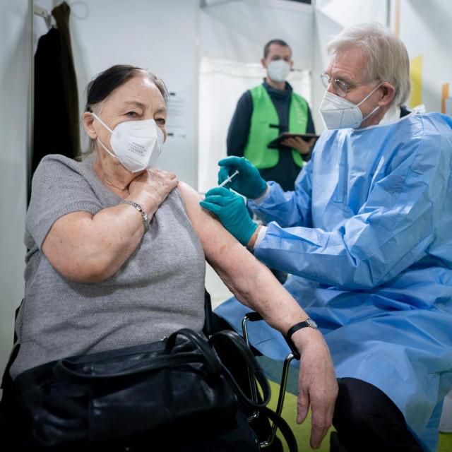 Cijepljenje u Berlinu