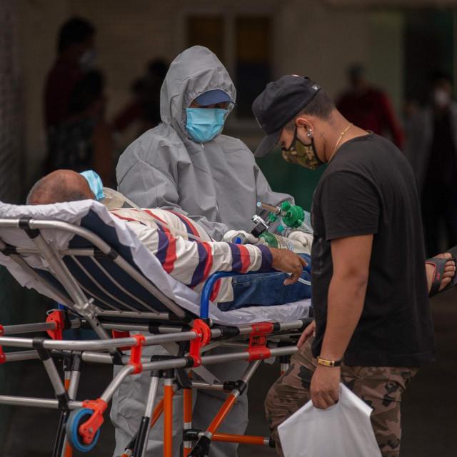 Bolnica Vinte Oito de Agosto u Manausu u Brazilu