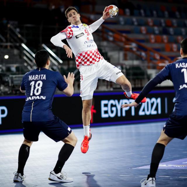 Let Ivana Martinovića protiv Japanaca