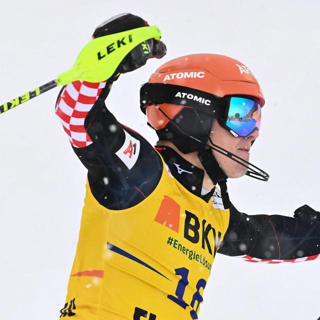 Filip Zubčić sve je bolji i u slalomu