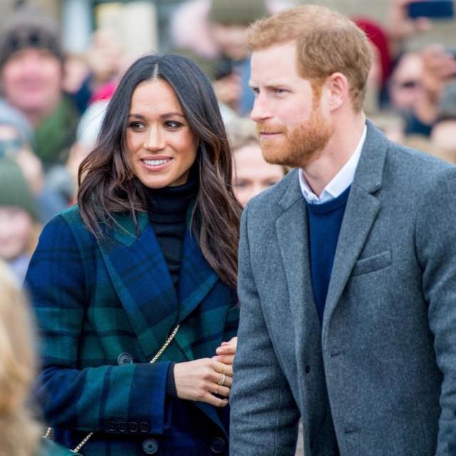 Prince Harry i Meghan Markle