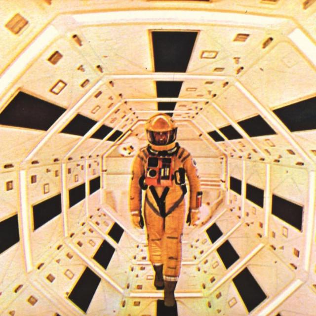 Prizor iz filma '2001: Odiseja u svemiru'