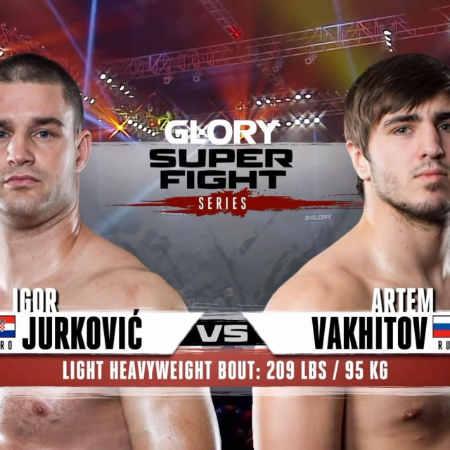 Igor Jurković vs. Artem Vakhitov