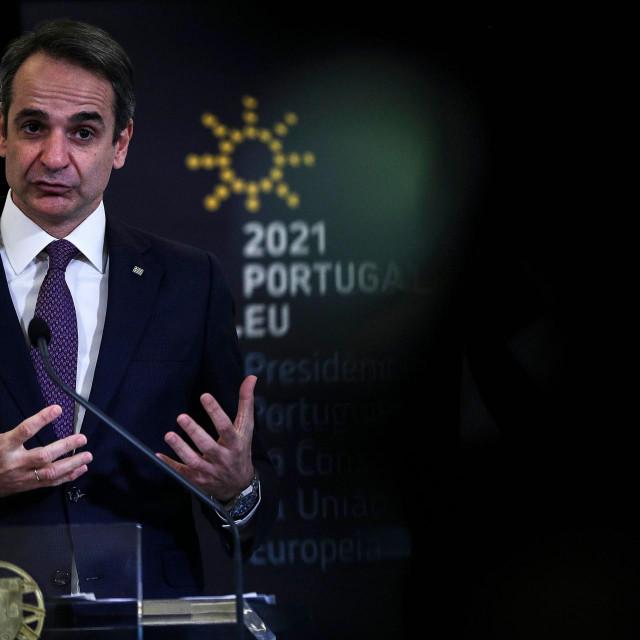 """Grčki premijer Kyriakos Mitsotakis vrši pritisak na Komisiju da se što prije uvedu """"covid putovnice"""" kako bi se rehabilitirao turizam"""