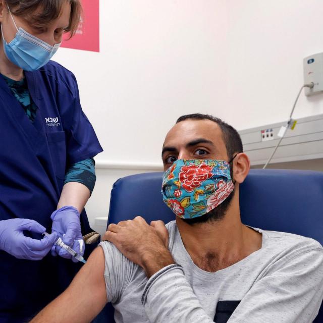 cijepljenje u Izraelu