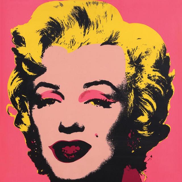 Andy Warhol, Marilyn Monroe, 1967., zbirka Politeo