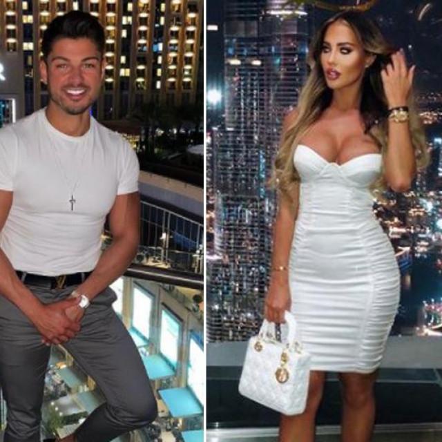 Influenceri u Dubaiju