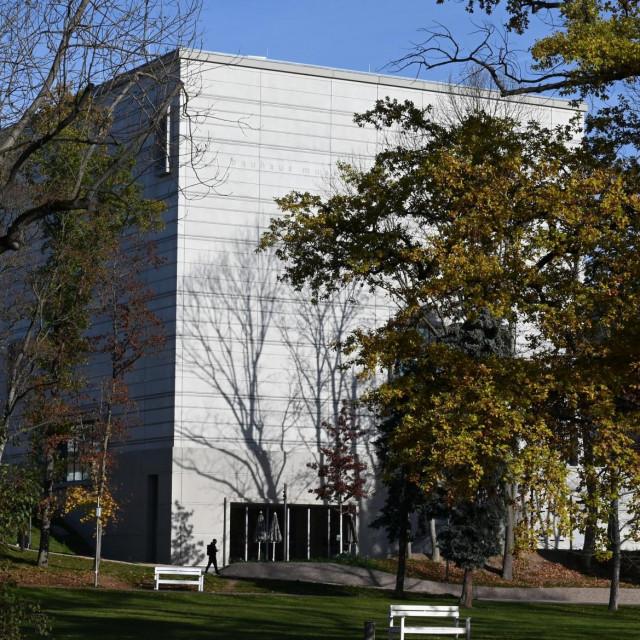 Novi muzej u Weimaru, otvoren povodom stote obljetnice škole Bauhaus