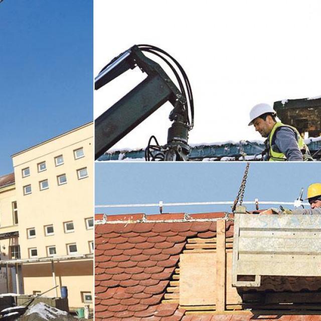 Oštećeni krovovi