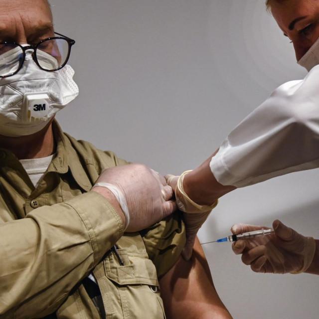 Ilustracija, cijepljenje