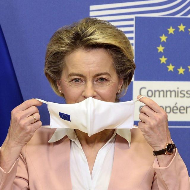 Predsjednica Europske komisije Ursula von der Leyen Bauhaus je najavila još u svom prošlogodišnjem govoru o stanju Unije