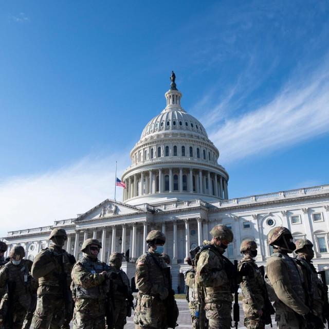 Washington DC, Kapitol