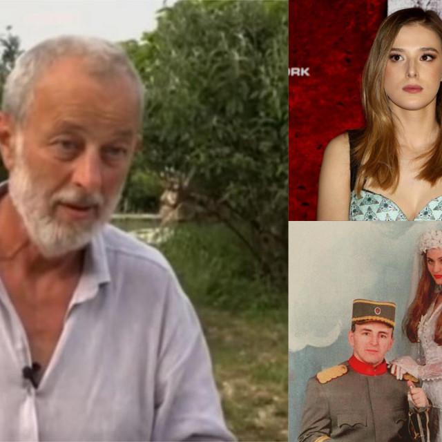 Miroslav Mika Aleksić, Milena Radulović, Željko i Ceca Ražnatović