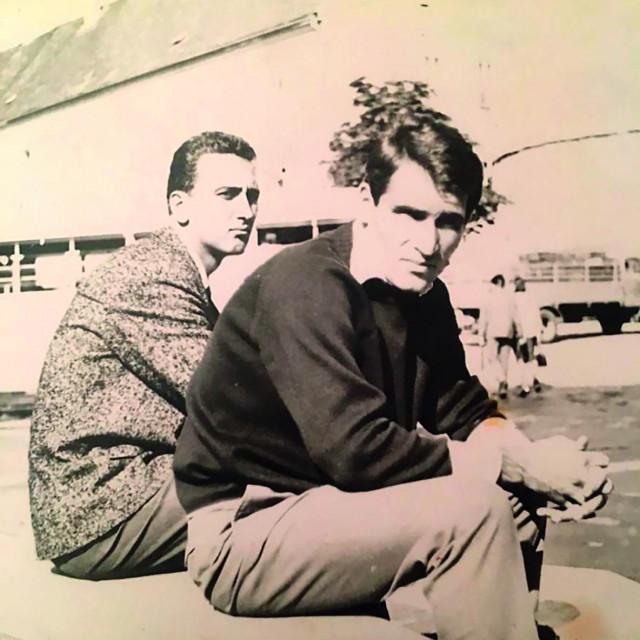 Šarac i Mišo Kovač ranih 70-ih