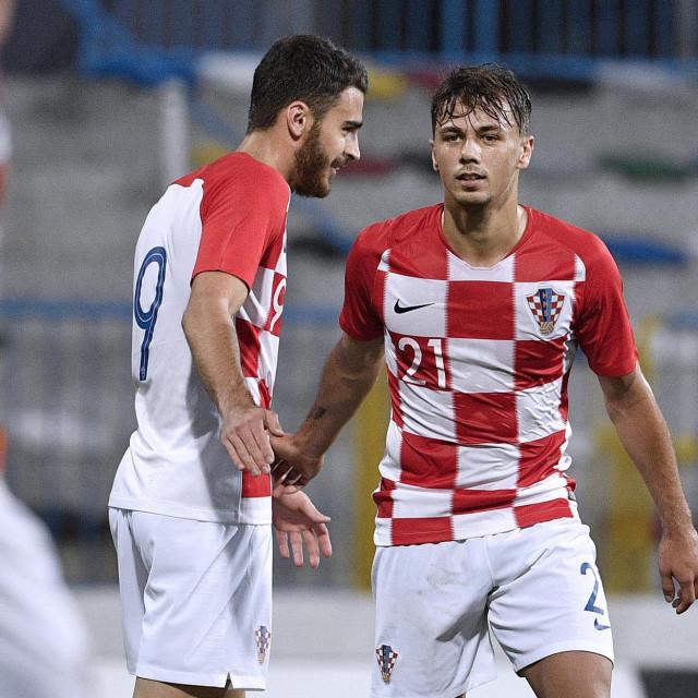 Dario Špikić (desno)