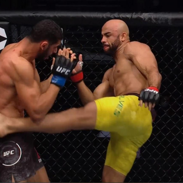 Mounir Lazzer vs. Warlley Alves