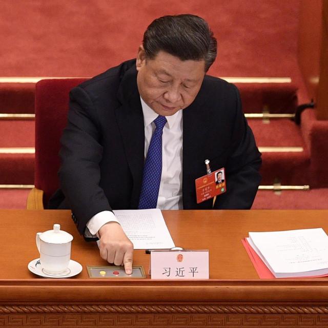 Predsjednik Kine Xi Jinping