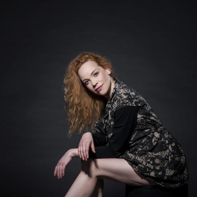 Glumica Dora Lipovčan
