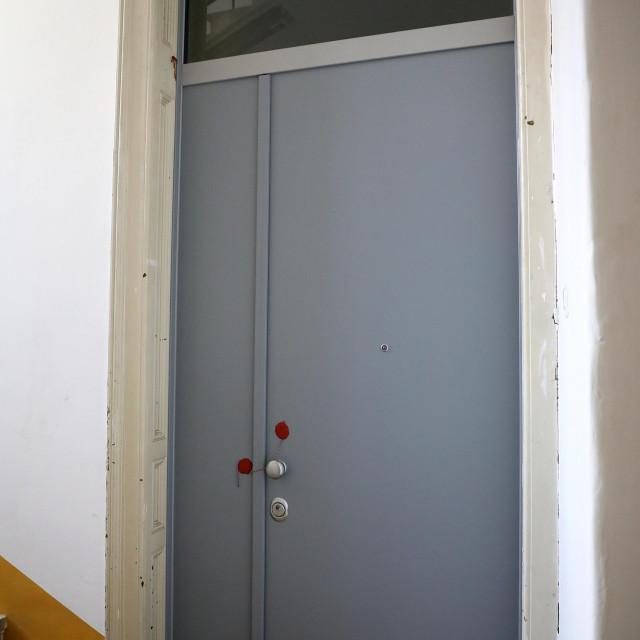 Zgrada u Gundulićevoj ulici gdje su prevaranti pokušali prodati tuđi stan policajcu.
