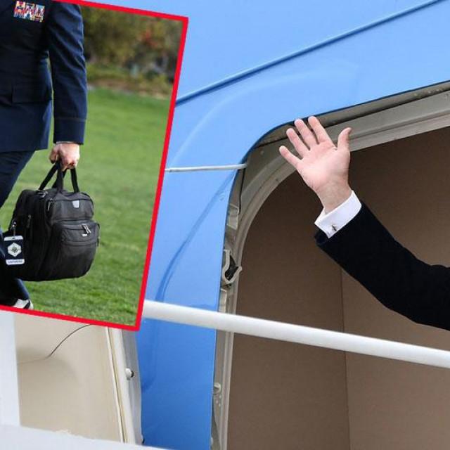 Donald Trump napušta Bijelu kuću