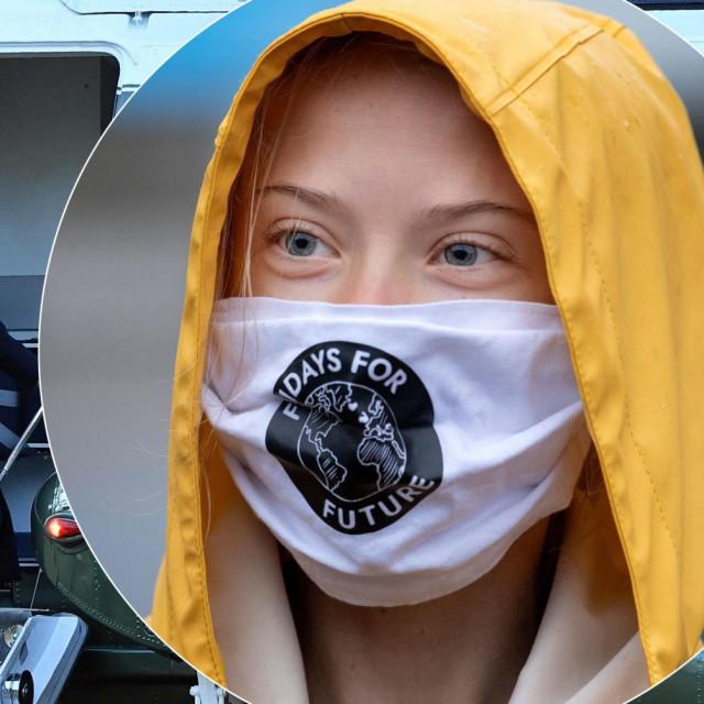 Donald Trump i Greta Thunberg