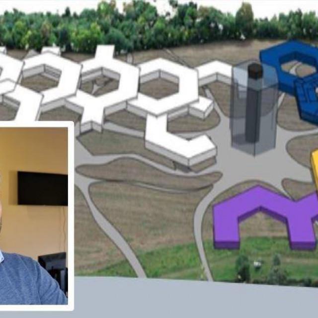 Dejan Iličić i njegov projekt Nacionalnog centra umjetne inteligencije