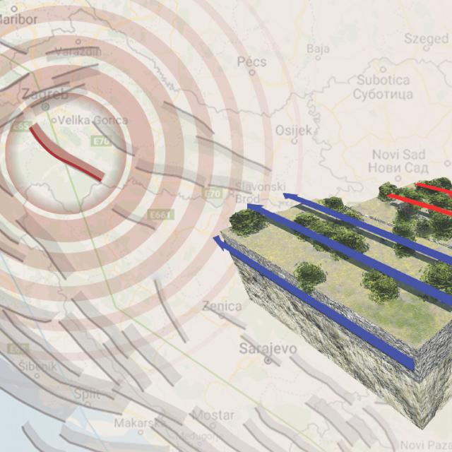 Rasjedne ploče i širenje potresa