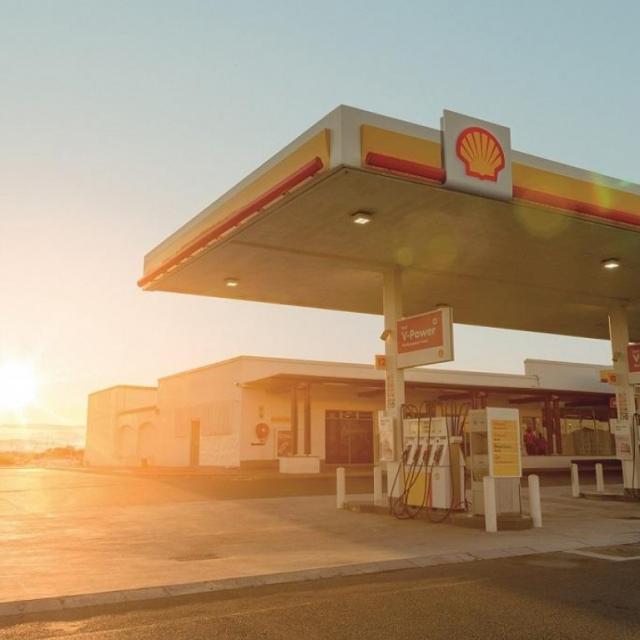Shell postaja