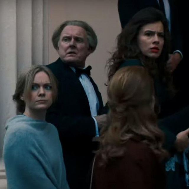 """Kadar iz serije """"Strike: Smrtonosno bijelo"""" snimljene po romanu J. K. Rowling"""