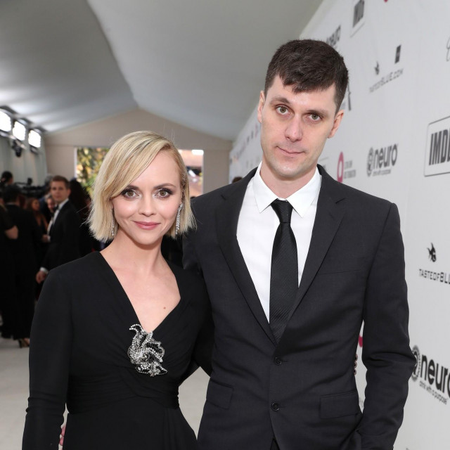 Christina Ricci i James Heerdegen