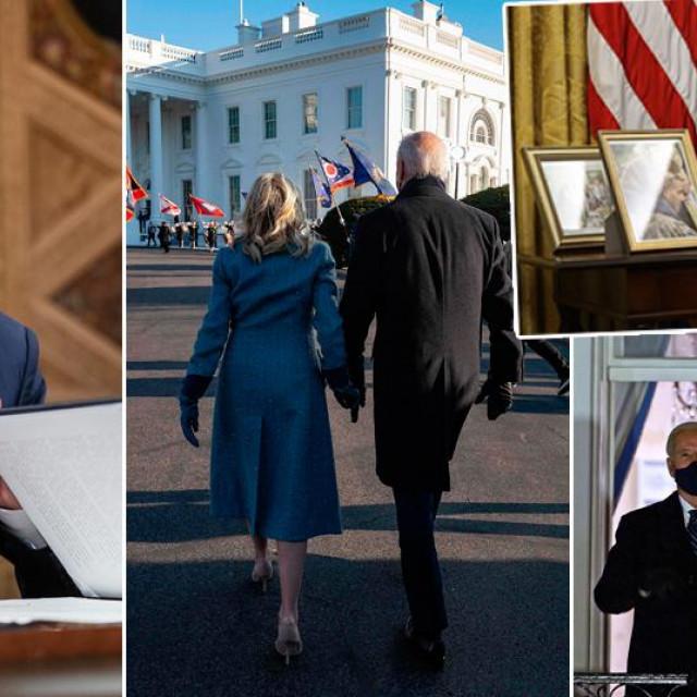 Bidenovi u Bijeloj kući