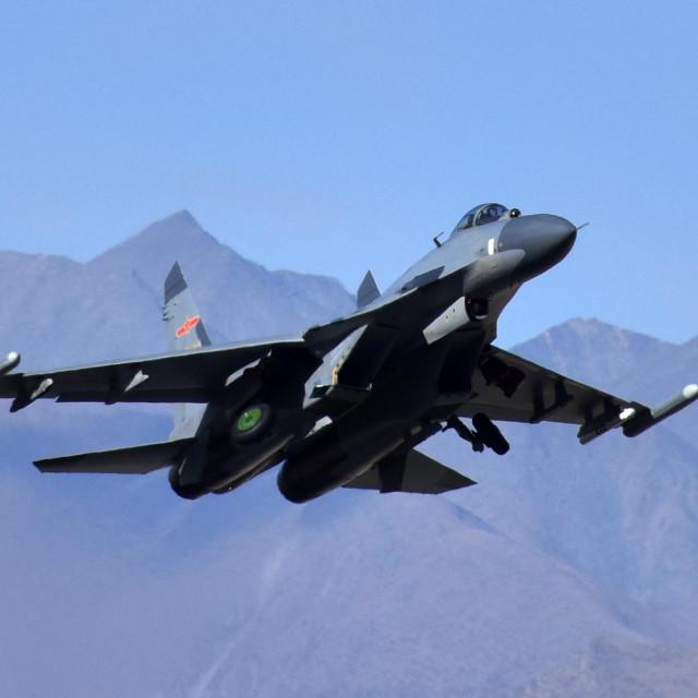 Kineski vojni zrakoplov