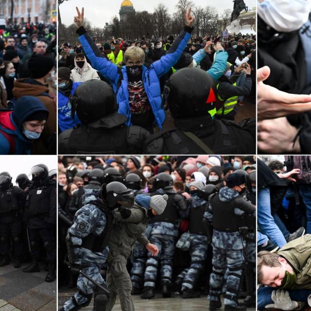 Kaos u Rusiji