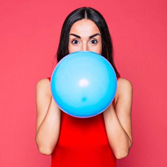 Napuhavanje 10 do 15 balona dnevno vrlo brzo će povećati kapacitet pluća