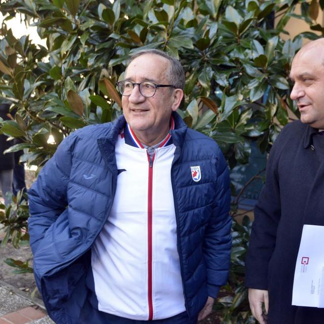 Lino Červar i Tomislav Grahovac<br /> .