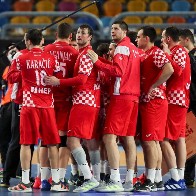 Hrvatska traži pobjedu protiv Danske