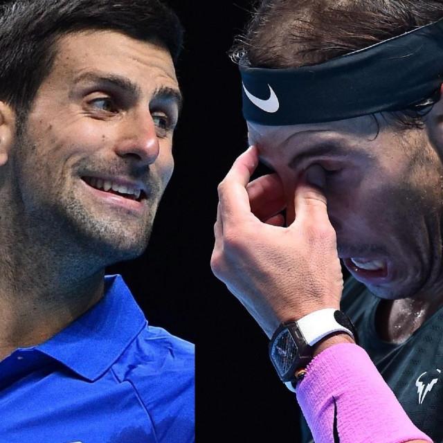 Tenisko rivalstvo između Đokovića i Nadala najveće je u povijesti tenisa, a sad postaje i - verbalno