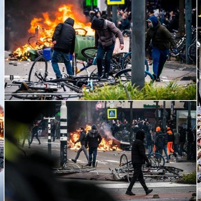 Neredi u Eindhovenu