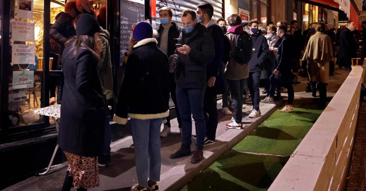 """""""Sloboda, sloboda"""": restoran u Nici otvorio vrata gostima unatoč zabrani"""