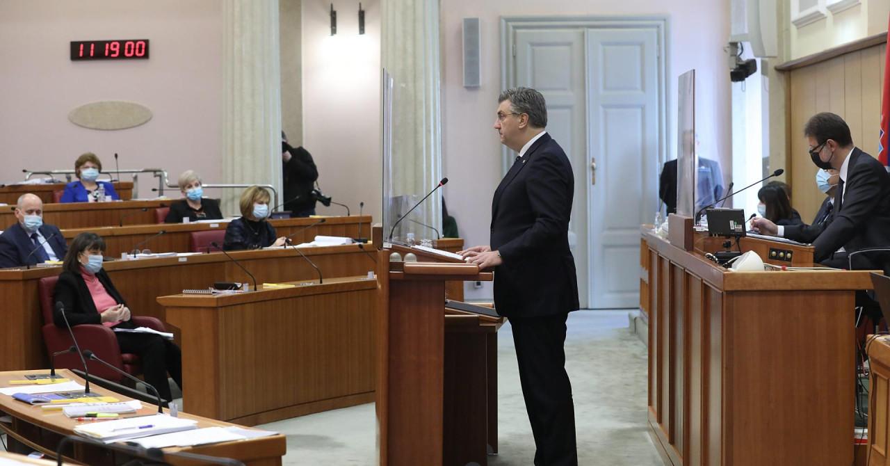 Sabor raspravio Prijedlog nacionalne strategije razvoja do 2030.