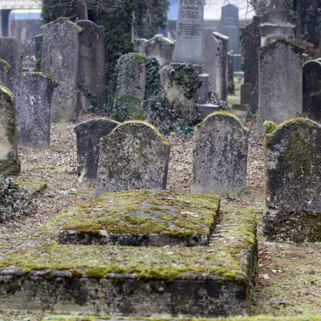 Ilustracija (Židovsko groblje u Varaždinu)