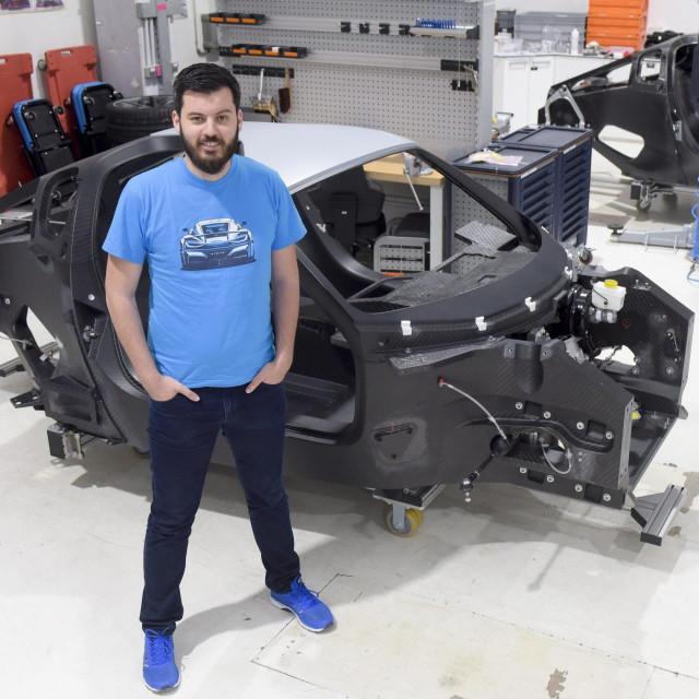 Mate Rimac, CEO Rimac automobili