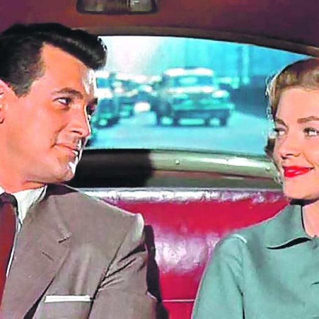 Rock Hudson i Jane Wyman u 'Sve što nebo dopušta'