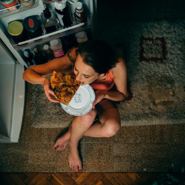 Sigurno se svakome dogodilo barem jednom u životu dogodilo da se probudi usred noći i nešto pojede.